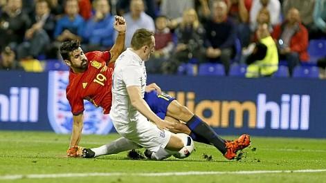 Diego Costa: No importa que no haya marcado, voy a m�s