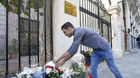 Cesc habla en MARCA sobre los atentados en Par�s