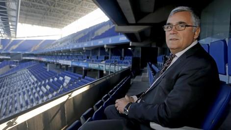 Joan Collet defiende la entrada de capital chino en el Espanyol