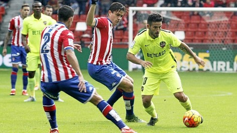 Liga BBVA (J12): Resumen del Sporting 0-3 Levante