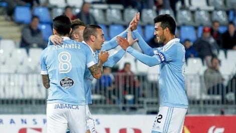 Copa del Rey: Resumen del Almería 1-3 Celta