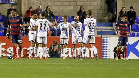 Copa del Rey: Resumen del Llagostera 1-2 Deportivo