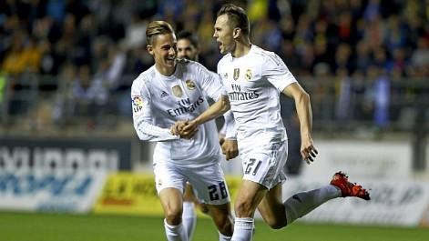 Copa del Rey: Resumen del Cadiz 1-3 Real Madrid