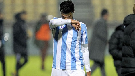 Copa del Rey: Resumen del Mirand�s 2-1 M�laga