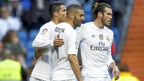 Liga BBVA: Resumen del Real Madrid 4-1 Getafe