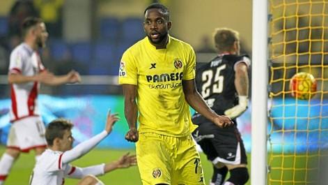Liga BBVA (J14): Resumen del Villarreal 2-1 Rayo Vallecano
