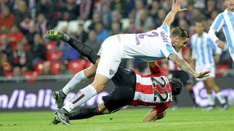 Liga BBVA (J14): Resumen del Athl�tic 0-0 M�laga