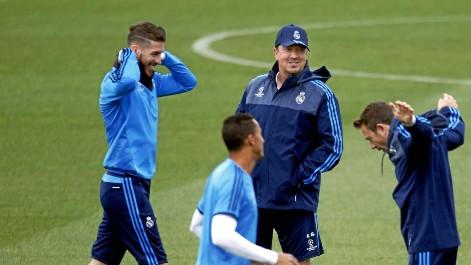 Benitez espera a Ramos para El Madrigal