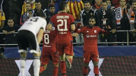 Champions League (J6): Resumen del Valencia 0-2 Lyon