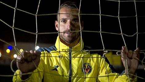 Soldado, punter�a sin premio ante el Real Madrid