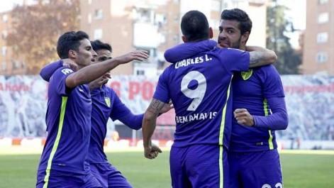 Liga BBVA: Resumen del Rayo Vallecano 1-2 M�laga
