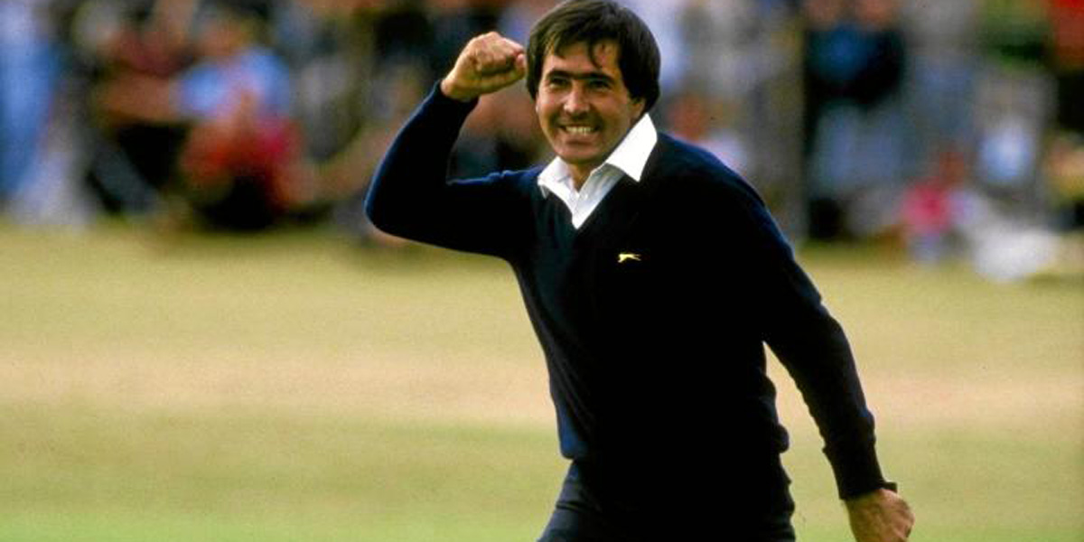 40.000 ingleses aclaman a Seve