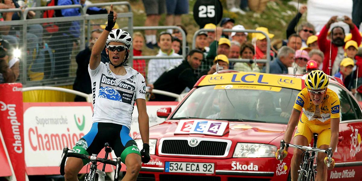 Contador, a lo Armstrong