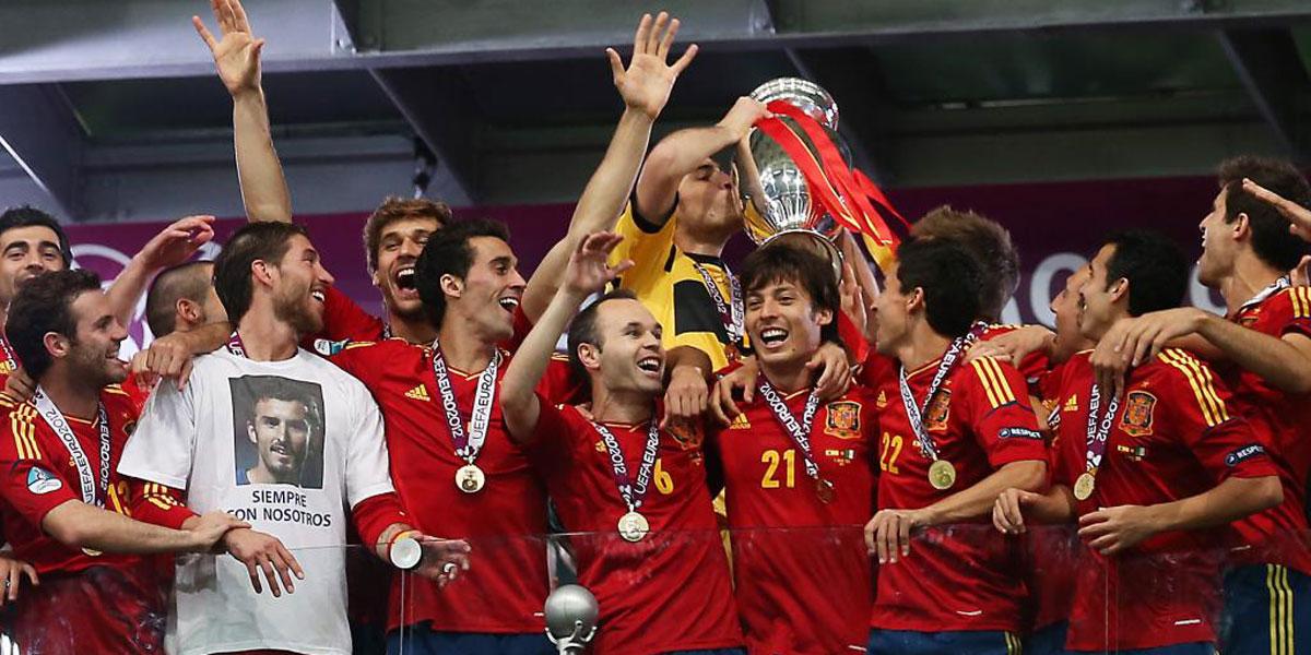 España y nadie más