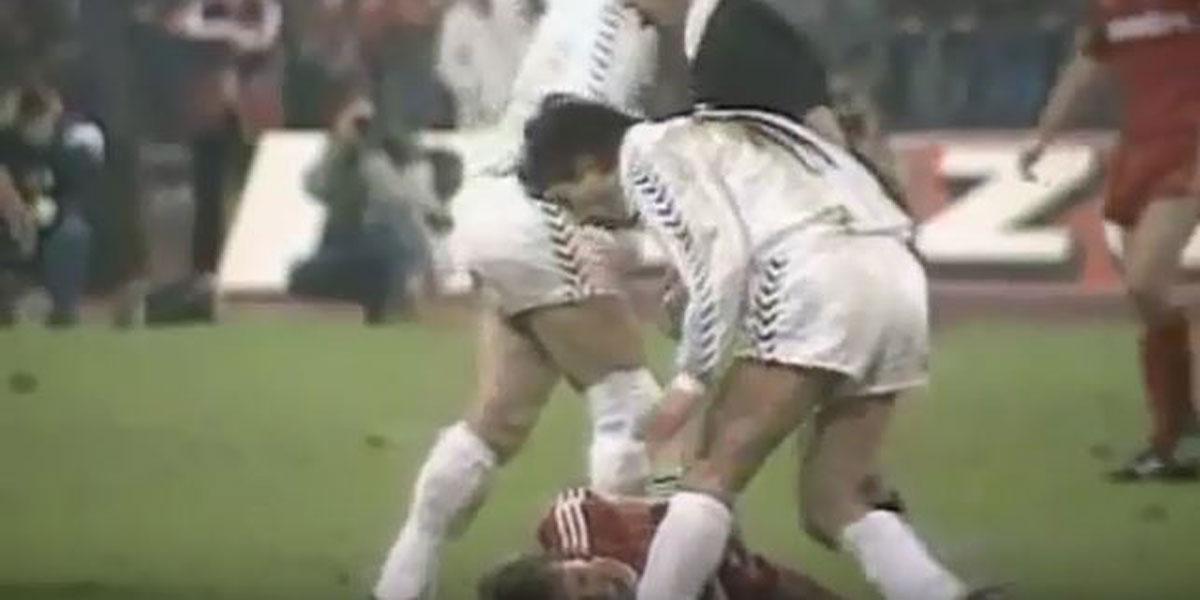El loco del Bernabéu