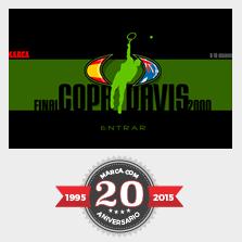 Gráfico especial Copa Davis 2000