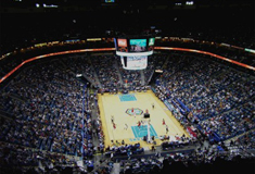Pabellón New Orleans Hornets