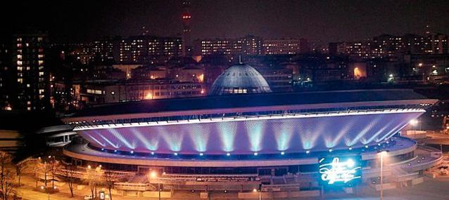 Spodek Arena / Katowice