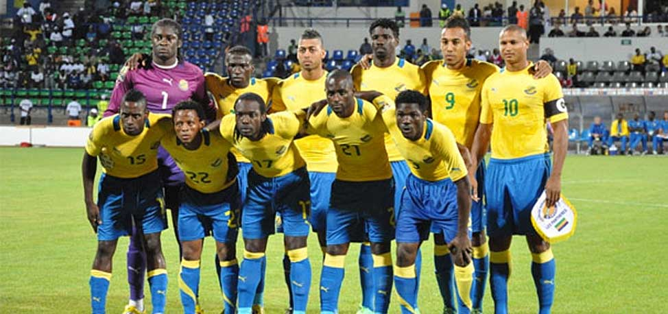 Selección de Gabón