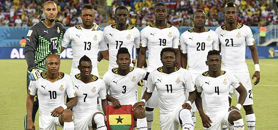 Selección de Ghana