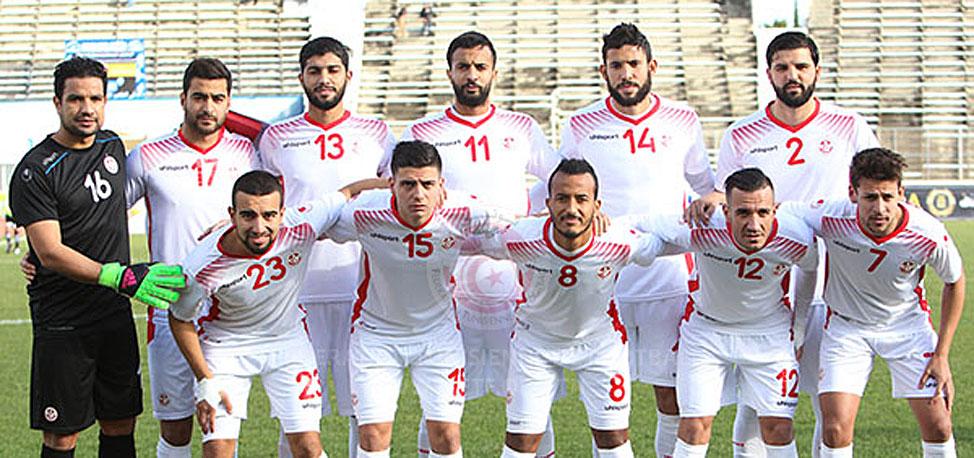 Resultado de imagen para seleccion de futbol 2018 de tunez