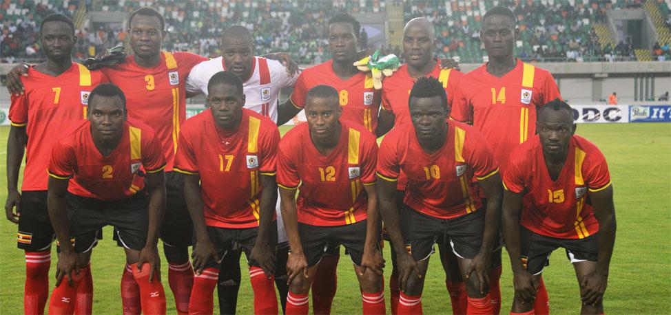 Selección de Uganda