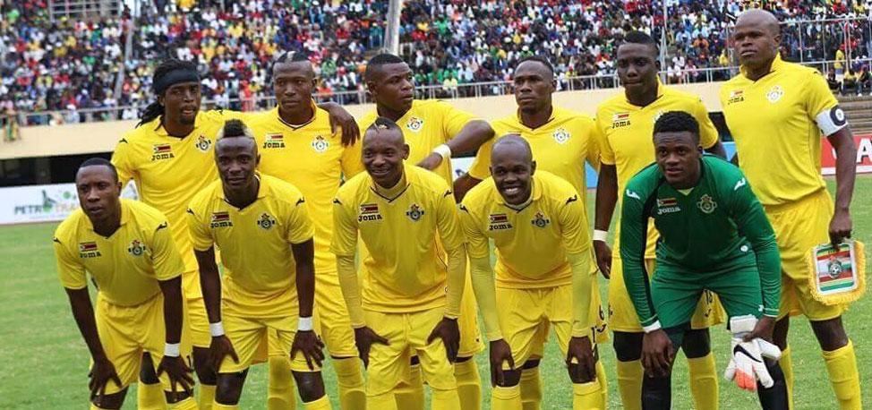 Selección de Zimbabue