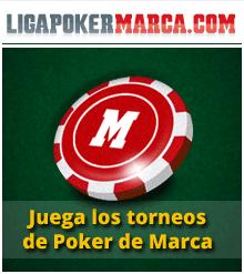 Juega los torneos de poker de Marca