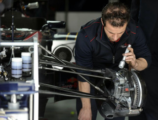 Box de Toro Rosso