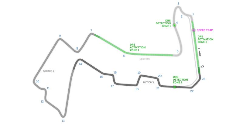 Circuito Singapur