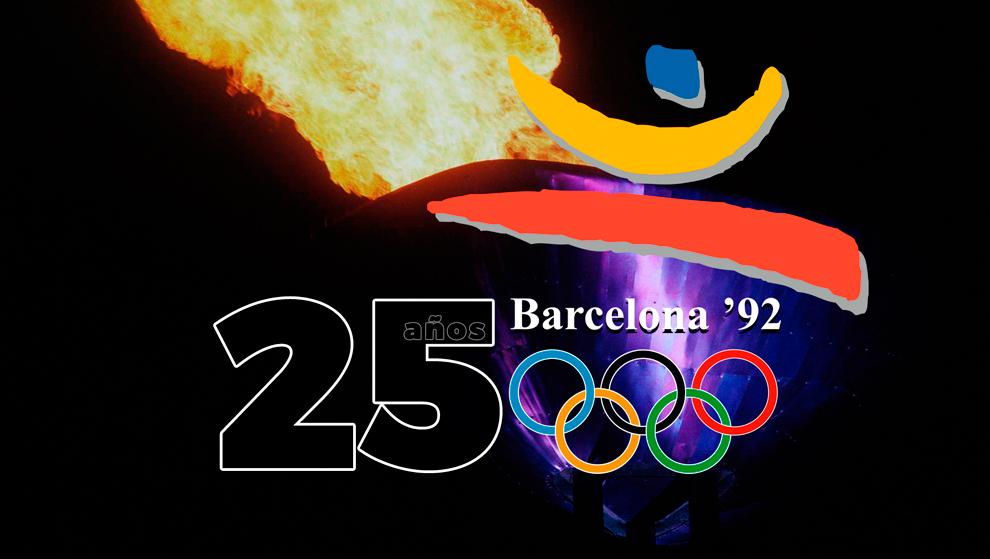 25 Anos De Barcelona 92 Las Xxv Olimpiadas Especial Marca