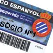 Socio n�mero 1 del Espanyol