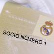 Socio n� 1 del Real Madrid