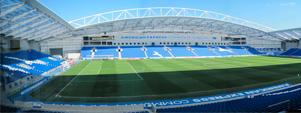 Brighton Community Stadium