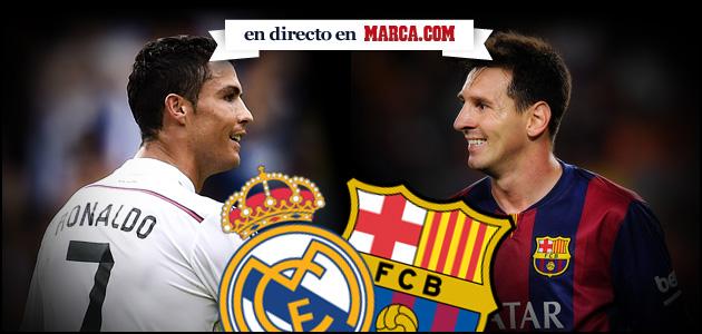 r madrid vs barcelona resumen goles y resultado