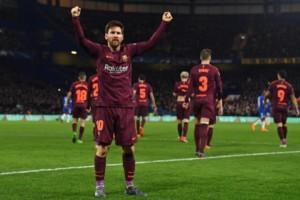 Messi puso la pica en Stamford Bridge (AFP) d413e7d7ebea1