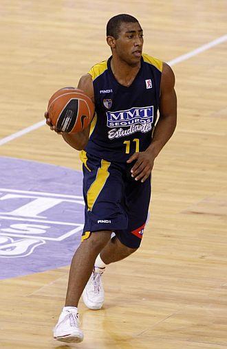 Jayson Granger, base del MMT Estudiantes