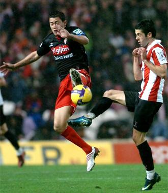 Athletic y Sporting ya se enfrentaron en Liga, con 3-0 para los 'leones'