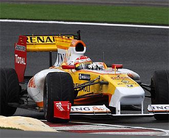 Alonso, clave en el R29.