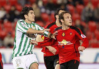 El Mallorca fue mejor en el partido de ida (1-0).