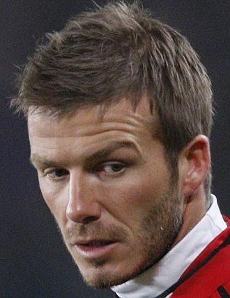 El ingl�s David Beckham