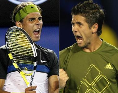 Nadal y Verdasco jugar�n la semifinal
