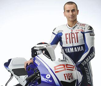 Jorge Lorenzo lucir� la pr�xima temporada el dorsal 99 en su nueva Yamaha.