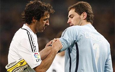Ra�l y Casillas