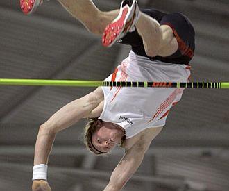 El atleta australiano Steven Hooker