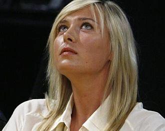 La rusa Mar�a Sharapova