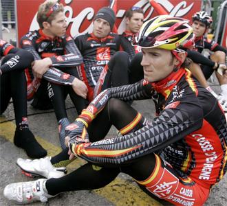 Alejandro Valverde en el Challenge de Mallorca.