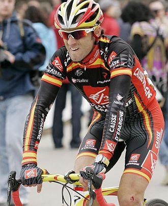 Alejandro Valverde, en el punto de mira del ciclismo.
