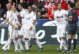 El Madrid entra en la fase decisiva de la temporada