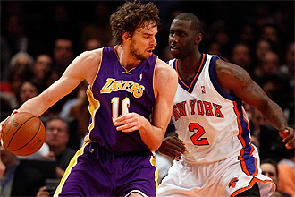 Pau, ante los Knicks